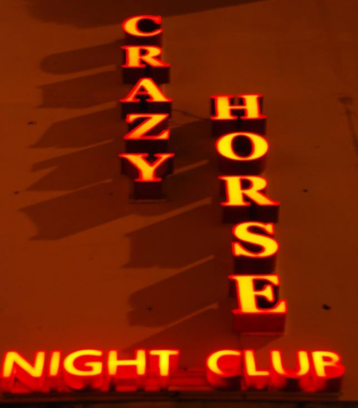 Crazy Horse Night Club
