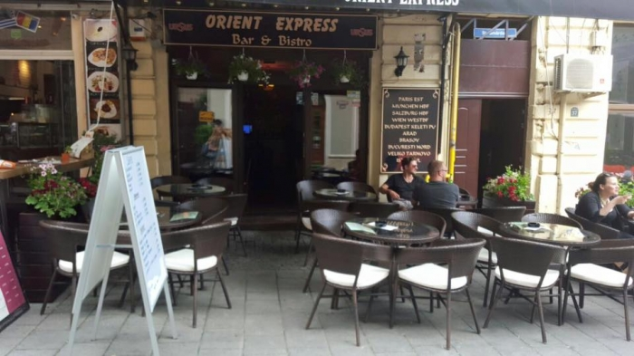 Orient Express Bar Bistro